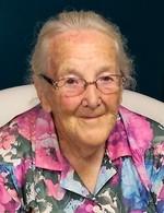 Zella Gertrude  Peters (Christian)